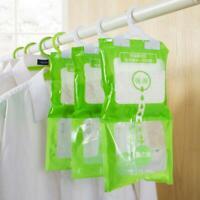 Moisture Absorbent Bag Hanging Wardrobe Closet Dehumidizer Desiccant Bag lo