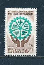 CANADA 1961 NATURAL RESOURCES SG521  MNH
