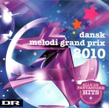 CD Dansk Melodi Grand Prix 2010 Vorentscheid Denmark,Eurovision Song Contest