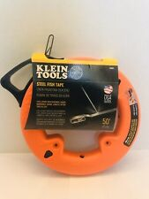 KLEIN TOOLS 50 ft. Steel Depthfinder Fish Tape
