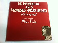 ALAN PRICE LES MILLEUR DES MONDES POSSIBLES (O LUCKY MAN) 33 GIRI