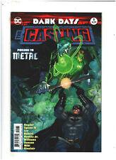 Dark Days: The Casting #1 NM- 9.2 DC Romita Jr. Variant Prelude to Metal Batman