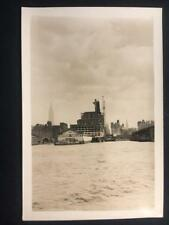 1931 Starret Building under Construction 25th St N River Manhattan NYC Photo T10