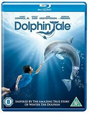 Dolphin Tale [Blu-ray] [2012] [Region Free] [DVD][Region 2]