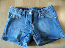 REVIEW tolle Jeans Hotpants Gr. 152  SH316