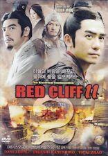 red cliff 2 -Hong Kong RARE Kung Fu Martial Arts Action movie  NEW