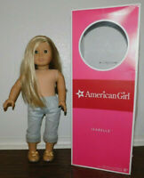 American Girl Doll, Girl of The Year 2014, Isabelle Doll GOTY, VGC, Original Box