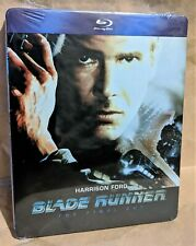 Blade Runner (1982) The Final Cut Blu-Ray Italy Exclusive Limited Ed. Steelbook