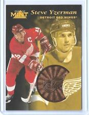 SUPER RARE 1996-97 PINNACLE MINT STEVE YZERMAN ~ BRONZE ERROR CARD #12 ~ L@@K!!!