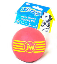 JW Pet I Squeak Dog Ball - Choice of Colour and Size