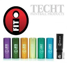 TECHT iFIT 6pc Barrel Boring Kit Upgrade with Spyder Adapter