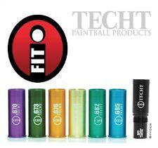 Techt iFit 6pc Barrel Boring Kit Upgrade with Kingman Spyder Adapter