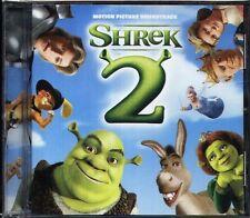 SHREK 2 Soundtrack - Japan CD Counting Crows Frou Frou Rich Price Joseph Arthur