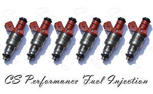 Siemens Fuel Injectors Set for 1995-1997 Mercedes-Benz E320 3.2 L6 1996 95 96 97