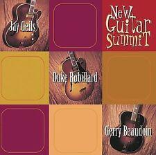 Duke Robillard - New Guitar Summit [New CD]