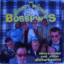MIGHTY MIGHTY BOSSTONES - MORE NOISE.... - CD SKA SKACORE PUNK