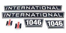Aufklebersatz / Aufkleber / Decal Kit / Emblem passend für Case IH / IHC 1046
