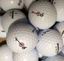 100 Bridgestone E6 Golfbälle  AAA/AA