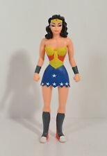 """2013 Wonder Woman 5.5"""" NJCroce DC Comics Bendy Bendable Action Figure"""