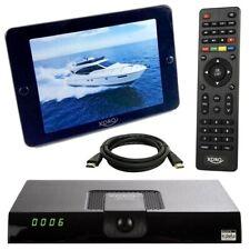 HD DVB-T2 Receiver mit Antenne und HDMI Kabel Xoro HRT 8720 / 8724 HDTV USB PVR