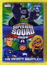 The Super Hero Squad Show: The Infinity Gauntlet - Season 2, Vol. 4 ~ New DVD
