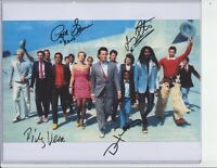Cast of The Adventures of Buckaroo Banzai Signed Photograph with Four Members