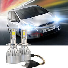 501 FORD S-MAX 2006 2 x H7 SUPER WHITE CREE LED SMD 30W CANBUS BULBS LIGHT