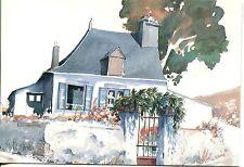 Alte Kunstpostkarte - Gérald Musch - Belle-Ile-en-Mer