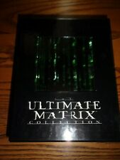 THE ULTIMATE MATRIX - BLU-RAY - BOX SET - OPENED BUT NEVER WATCHED!!