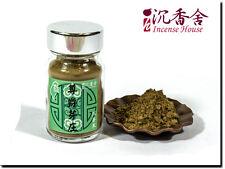 Agarwood Aloeswood Top Grade Old Stock NhaTrang Chen Xiang Incense Powder 10g