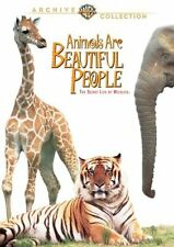 ANIMALS ARE BEAUTIFUL PEOPLE (1974) -  Region Free DVD - Sealed