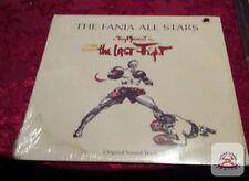 LATIN Funk Soul Soundtrack OST LP Shrinkwrap THE FANIA ALL STARS The Last Fight