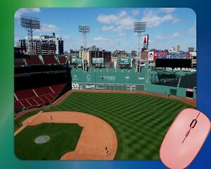 Fenway Park Home of the Boston Red Sox Mouse Pad