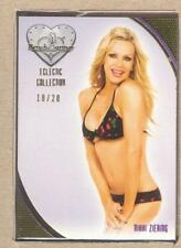 Nikki Ziering 69 2016 Bench Warmer Eclectic 2 Premium Base Gold 18/20
