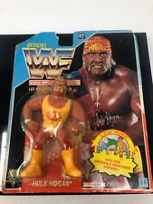 WWF Wrestling Vintage Hasbro Figure Carded MOC - French - Hulk Hogan Hulkaplex