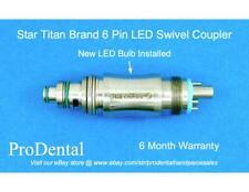 Star Brand 6-Pin LED Dental Handpiece Coupler w/Waterline  - ProDental