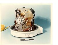 Vintage Press Photo Possible Electronic Gyroscope Or Early Missile Navigator V01