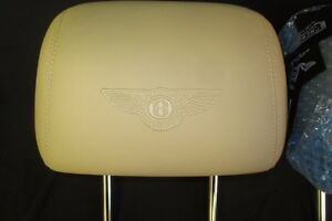 Bentley Continental Flying Spur 3W5885901 Assy HEADREST Rear
