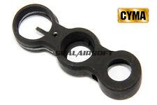 CYMA Metal MP5 Front Sight For CM041 AEG (Black) CYMA-0007