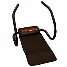Weider Ab Roller Abdominal Curl Crunch Abs Trainer with Integrated Exercise Mat