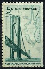 USA 1964 SG#1240 Verrazano-Narrows Bridge MNH #D36625