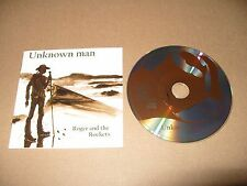 Roger And The Rockets Unknown Man cd 17 tracks Near Mint Condition Rare