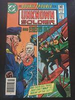 Unknown Soldier (1977 1st Series) #260 VF Very Fine DC Comics Newsstand