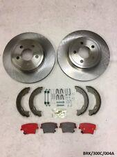 Rear Brakes Small Repair KIT for Chrysler 300C 2005-2016 SOLID BRK/300C/004A