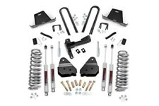 """05-07 Ford F250, F350 Super Duty 4WD 4.5"""" Rough Country Lift Kit, V10 or diesel"""