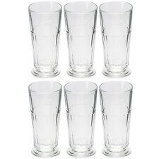 La Rochere Eiskaffee Glas Périgord, 380 ml, 6 Stück, Trinkgläser Longdrink