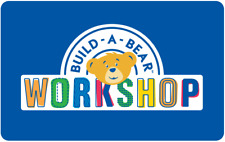 $100 Buildabear Gift Card - Email Delivery