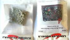Resin Base Mushroom dead Goblin Wargame LMF6 UNPAINTED 28mm Scale Langley Models