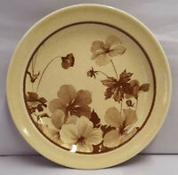 Vintage Crown Lynn Spring Side Plate The Hostess Selection NZ c1977-85 D437