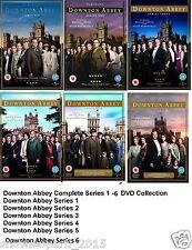 Downton Abbey Complete Series 1 2 3 4 5 6 Dvd Box Set Season Dontown Donton New